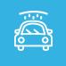 Ducha no carro - Estacionamento de Guarulhos / Cumbica - GRU