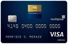 Cartão Itaú Card Multiplus - Estacionamento de Guarulhos / Cumbica - GRU