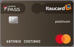 Cartão Itaú Card Latam Pass Platinum - Estacionamento de Guarulhos / Cumbica - GRU