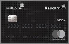 Cartão Itaú Card Multiplus Black - Estacionamento de Guarulhos / Cumbica - GRU