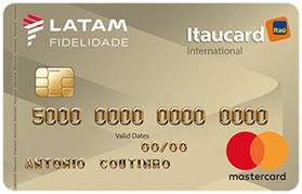 Cartão Itaú Card Fidelidade - Estacionamento de Guarulhos / Cumbica - GRU