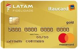 Cartão Itaú Card Latam Fidelidade Gold - Estacionamento de Guarulhos / Cumbica - GRU