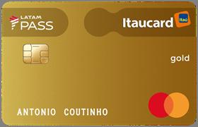 Cartão Itaú Card Latam Pass Gold - Estacionamento de Guarulhos / Cumbica - GRU