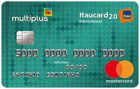 Cartão Itaú Card Multiplus 2.0 - Estacionamento de Guarulhos / Cumbica - GRU
